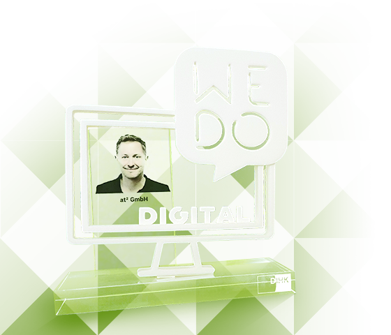 DIRIMOTE - Gewinner des WE DO DIGITAL Awards